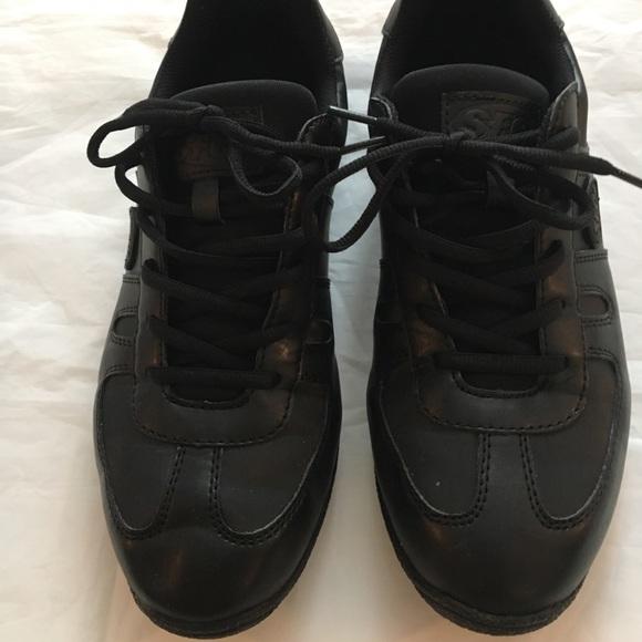 7cd902bb227b81 Shoes for Crews Women s Safety Shoes Black Size 10.  M 5ab94e2136b9de16c8141b8e